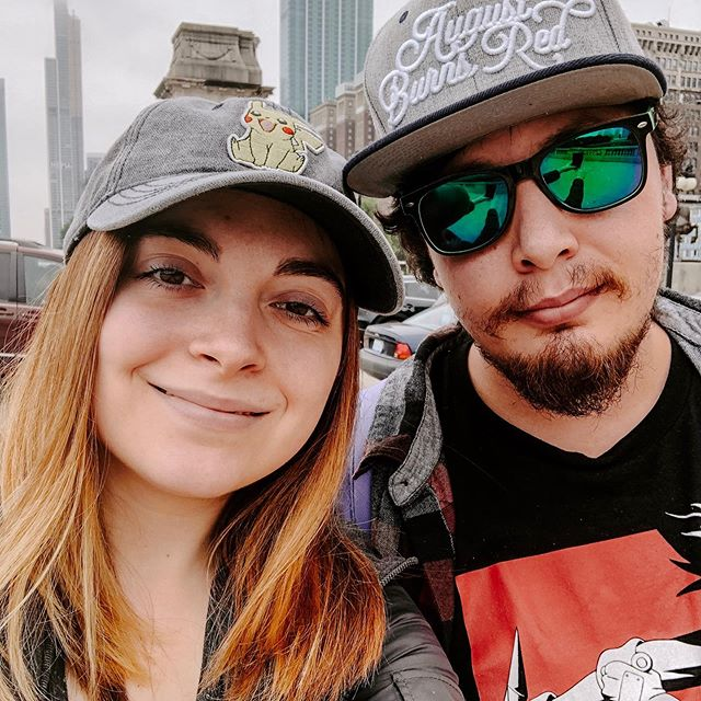 I had so much fun on our little Chicago adventure with this guy. Pokémon Go Fest 2019 is in the books.  Read about my experience at Go Fest in my latest blog post. Link in bio. ⚡️