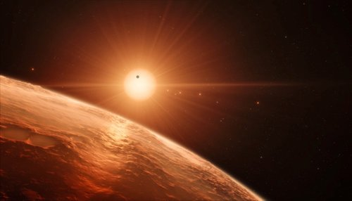 Image by ESO / M. Kornmesser / spaceengine.org