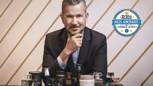 Sandro Rodrigues, Presidente del Grupo Hinode elegido como el Ceo más admirado de Brasil en 2019