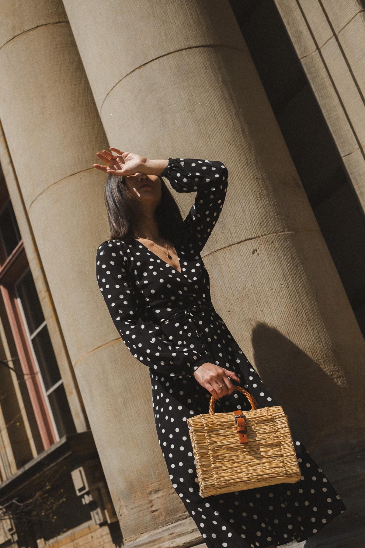 polka-dot-wrap-dress