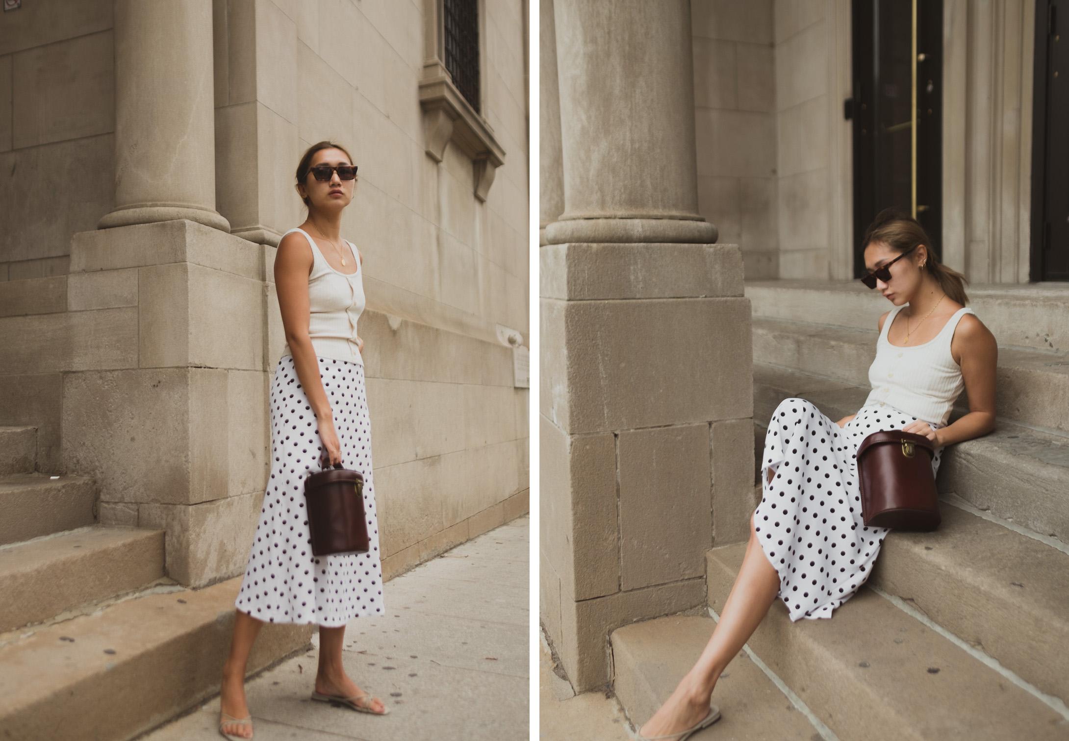 polka-dot-white-skirt