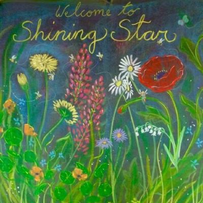 welcome to shining star chalk.jpg