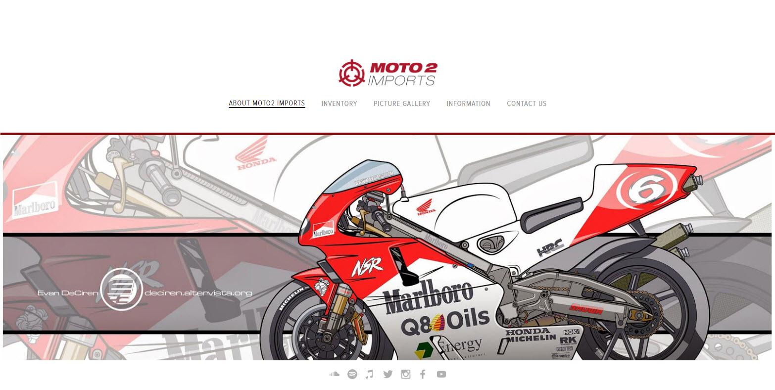 moto2imports.com