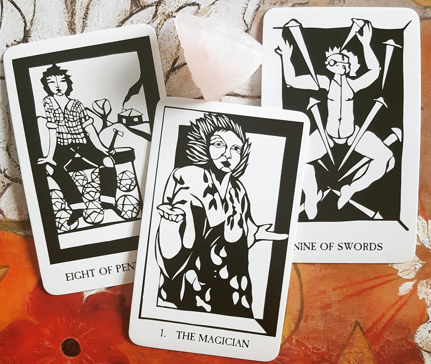 classic and timeless, Thea's Tarot