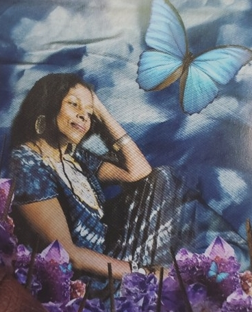 Assata Shakur, Keeper of Swords in the Our Tarot deck