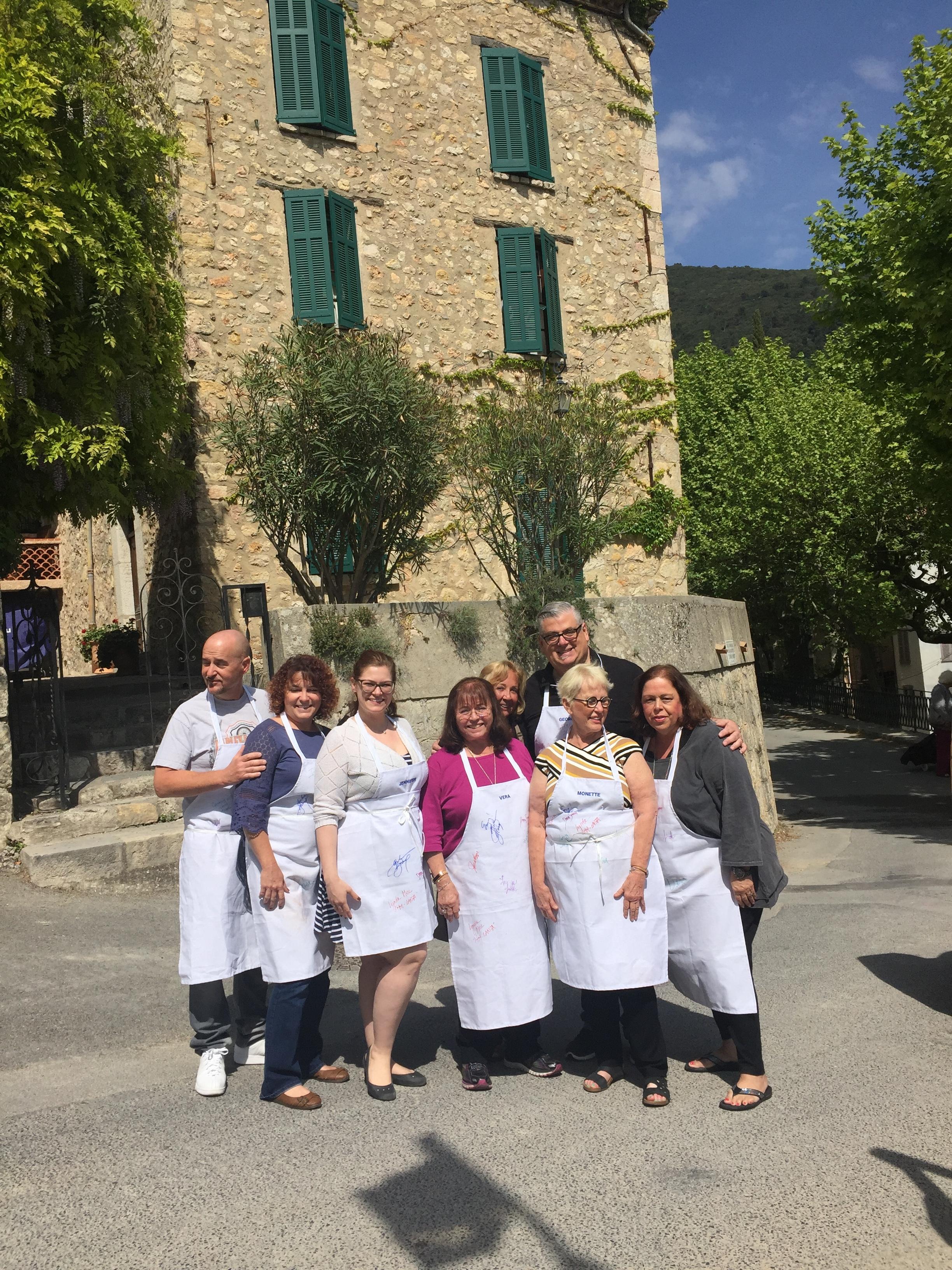 France 2019 - Our villa in Seillans France