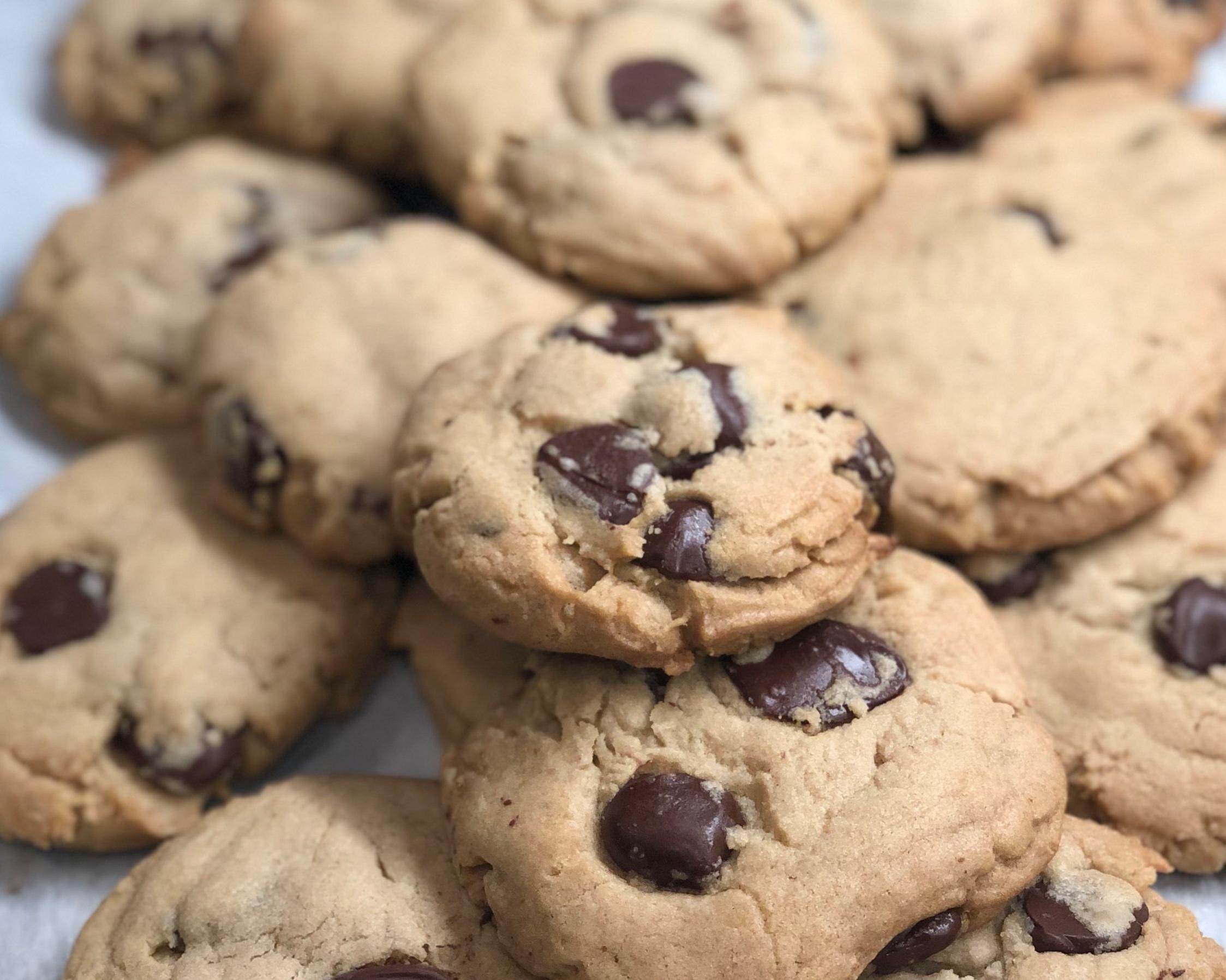 """CC"" Chocolate Chip Cookie Recipe"