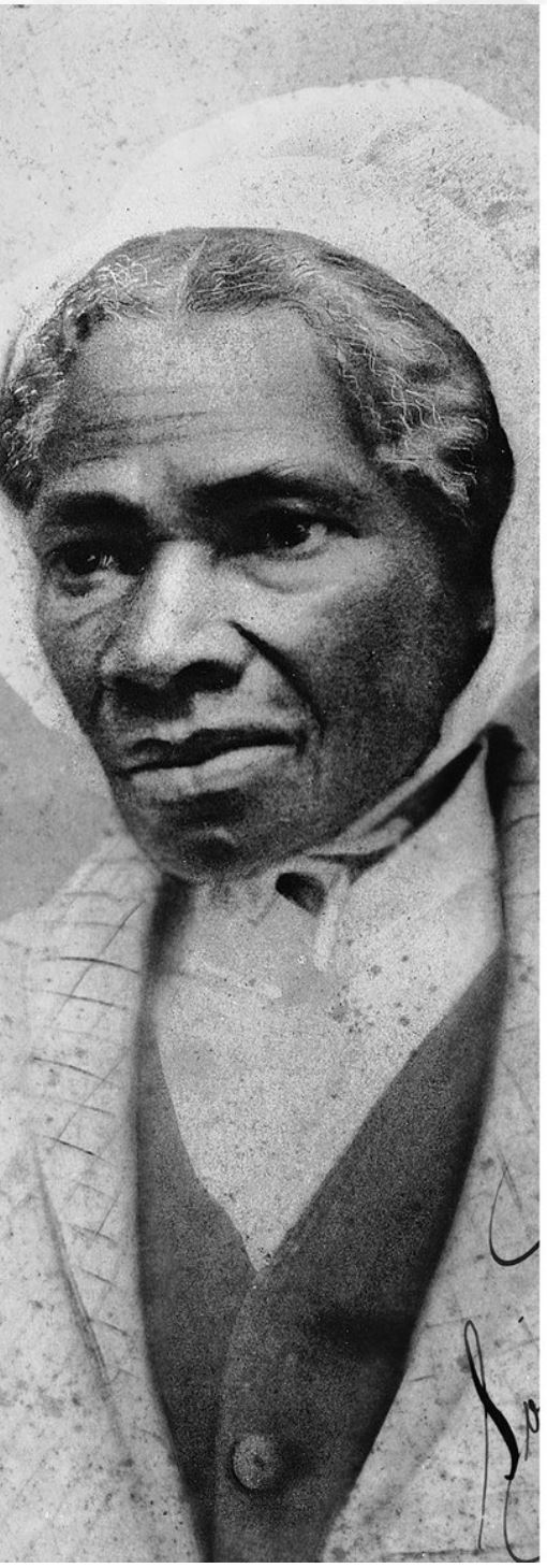 Sojourner Truth From: Hulton Archive, via Getty Images; via Library of Congress: via Library of Congress; Hulton Archive, via Getty Images; Associated Press; via NY Times -