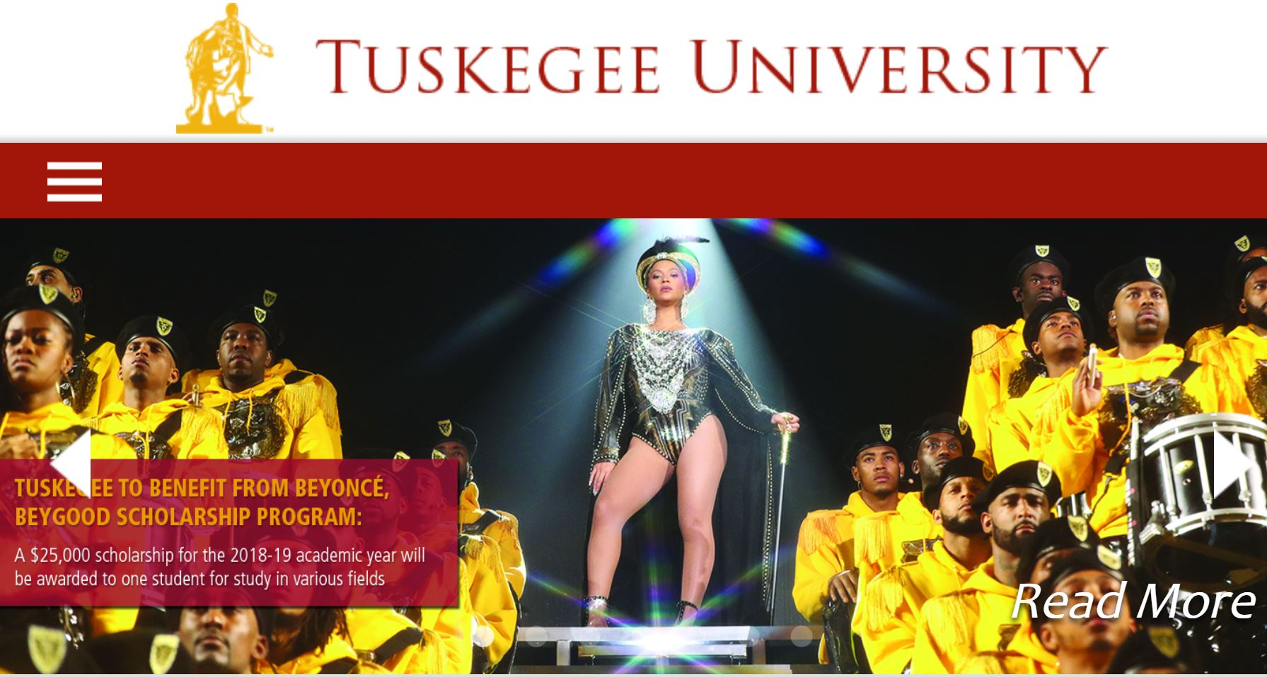 Courtesy of Tuskegee Unviersity Click for more