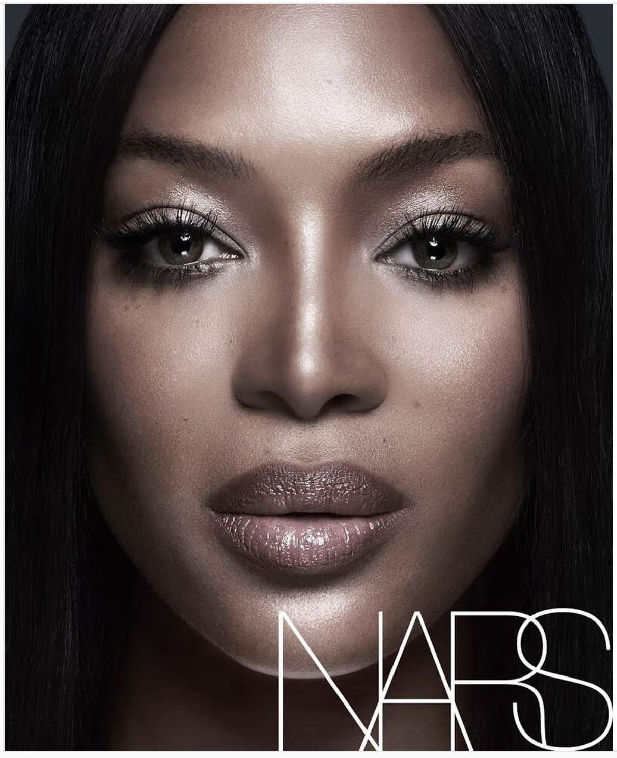 Naomi Campbell is Queen of California and NARS Source: IG Naomi
