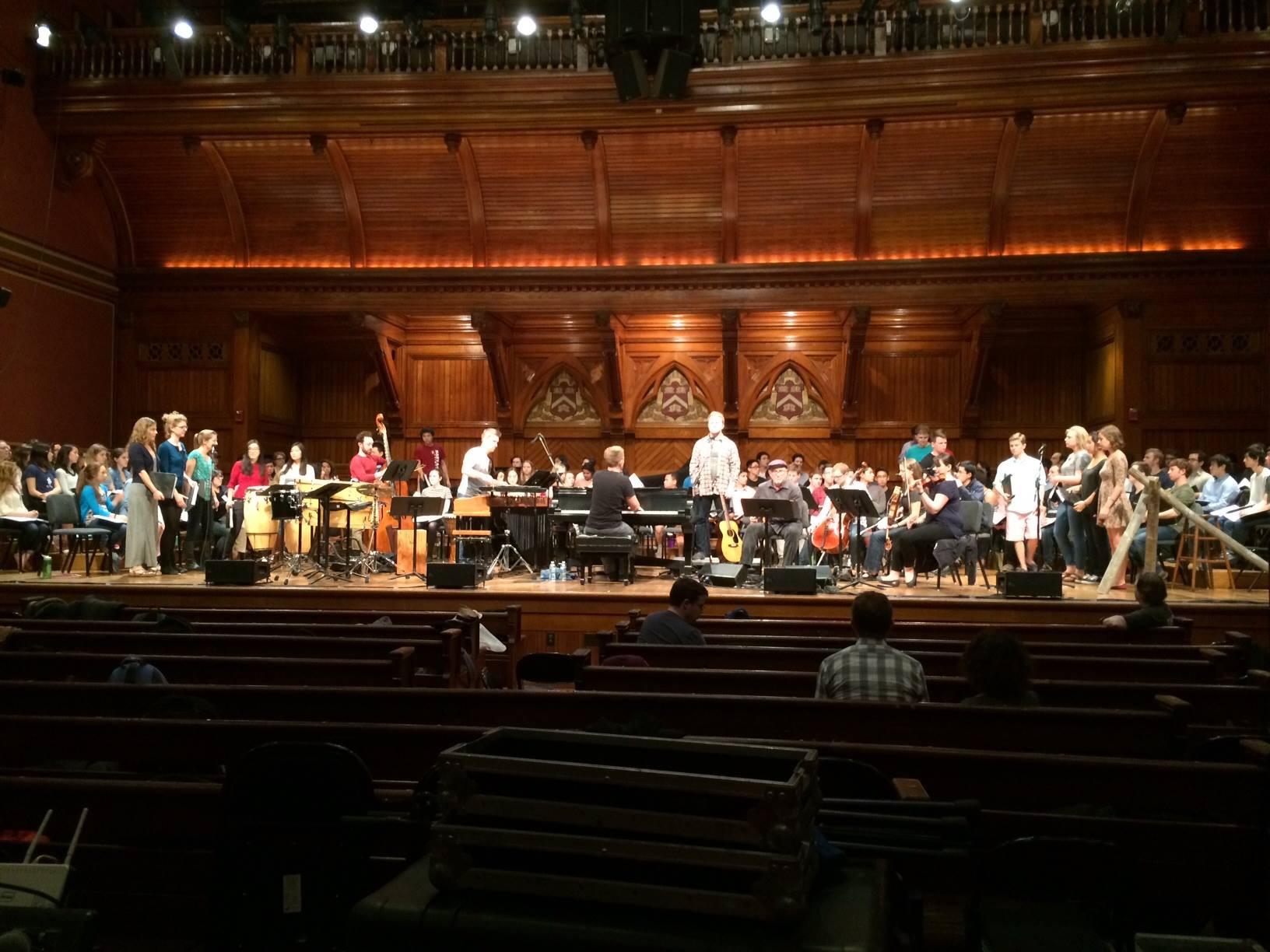 Harvard Choruses: Craig Hella Johnson,  Considering Matthew Shepard  (tenor soloist)