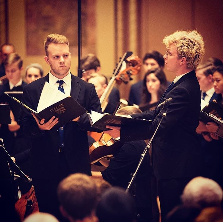 Harvard University Choir: Stephen Paulus,  The Three Hermits  (The Fisherman)