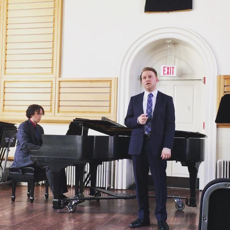 Senior Voice Recital, Holden Chapel, Harvard University