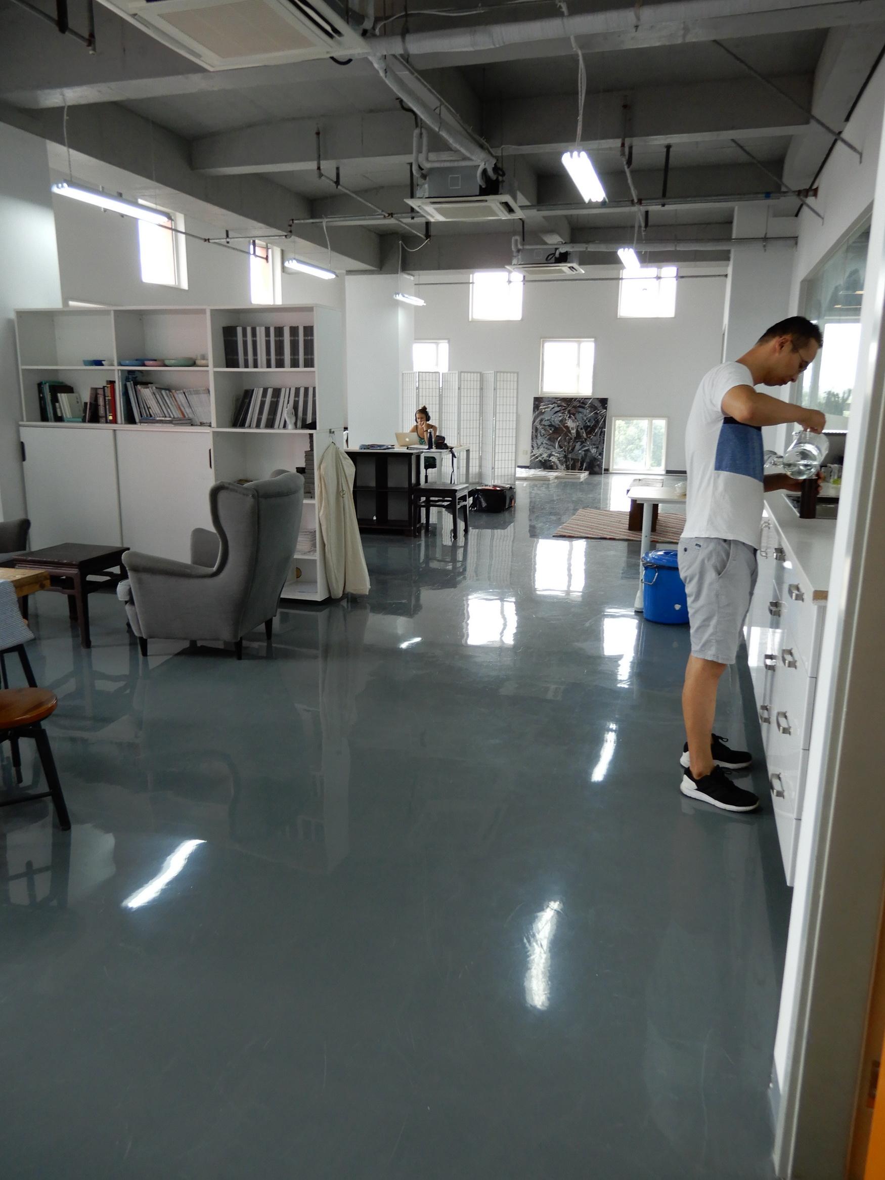 San W office