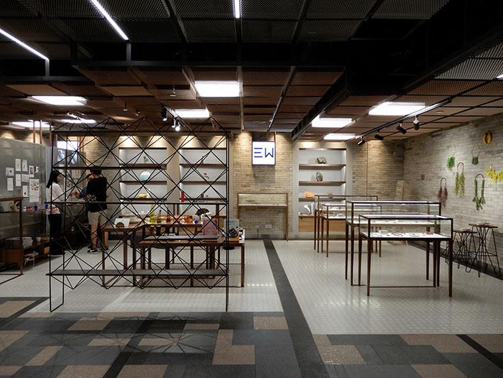 San W Gallery in the Bund Financial Centre  Photograph Vicki Mason