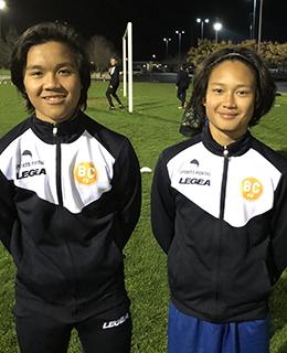 Kaw La Christ & Poung Shu Thay