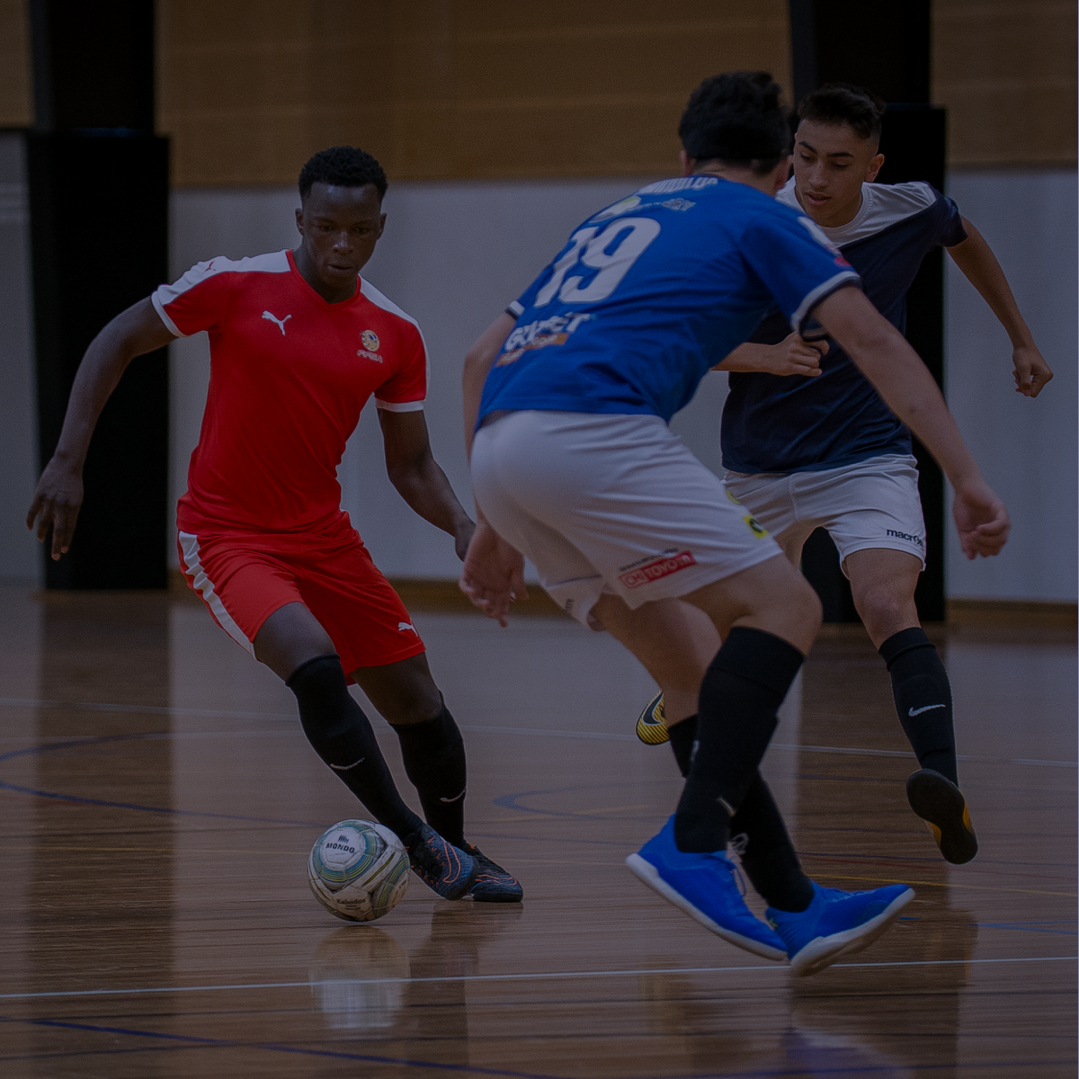 Meet a rising star - Abou Keita - The Charan Foundation is delighted to have supported rising star Abou Keita play in the 2019 National Futsal Championships.