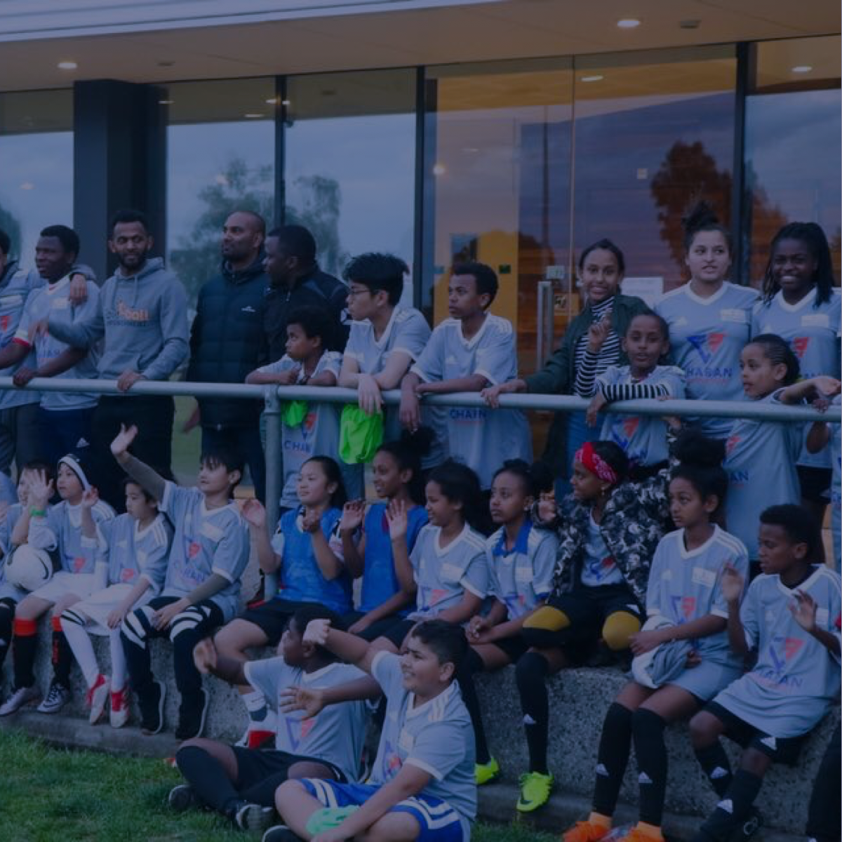 Charan Foundation partnership with Football Empowerment - Young people in Melbourne have been participating in a free soccer program thanks to a partnership between the Charan Foundation and Football Empowerment.