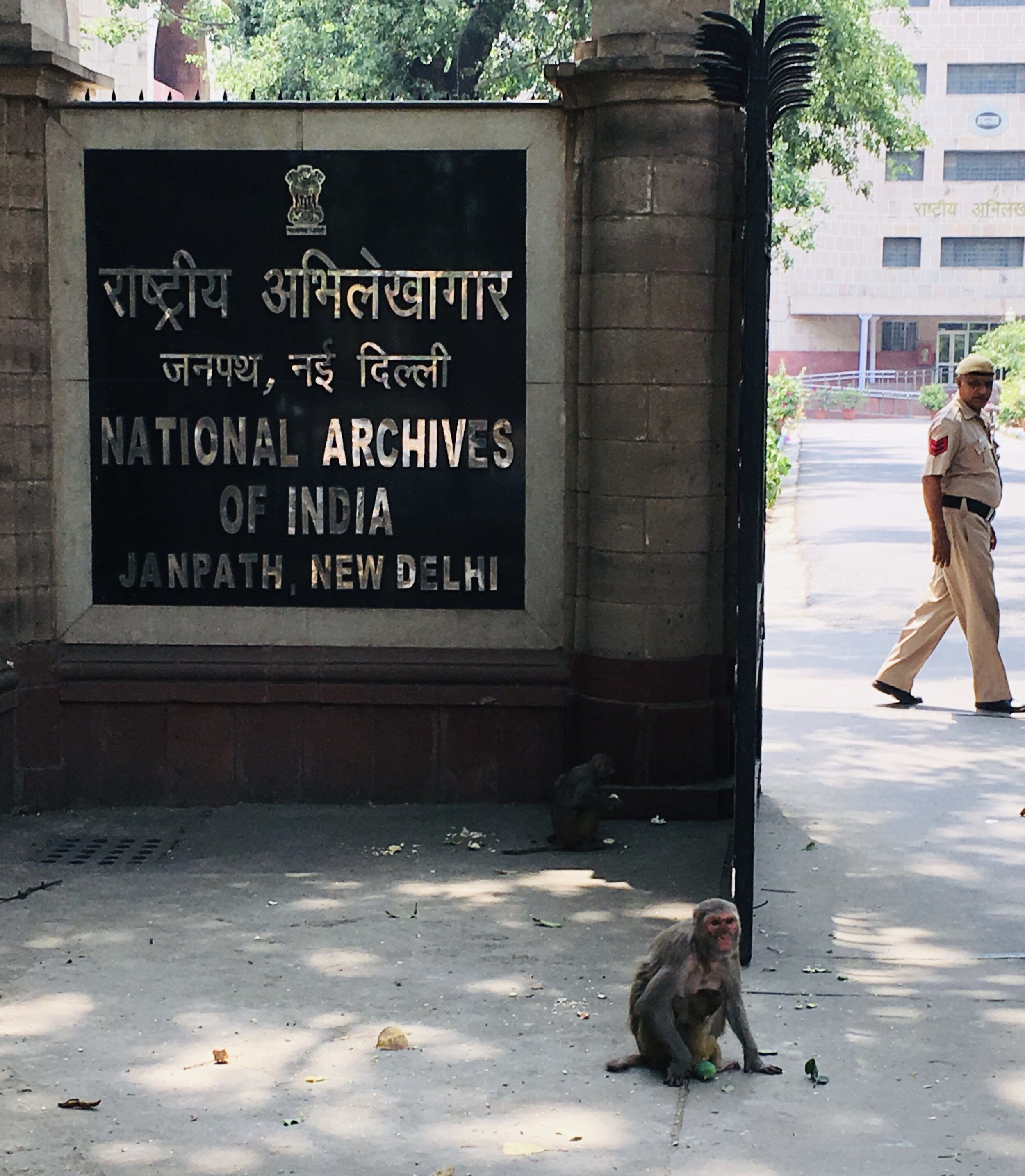 National Archives of India, New Delhi.