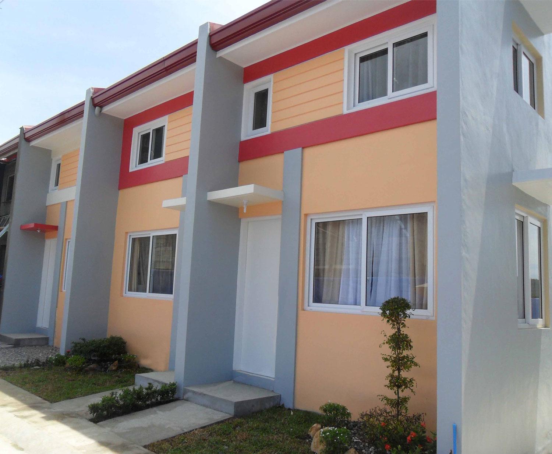 Acacia Village - ROW HOUSELot Area: 35 sqm •Floor Area: 34 sqm • 2-storey with 2 bedrooms