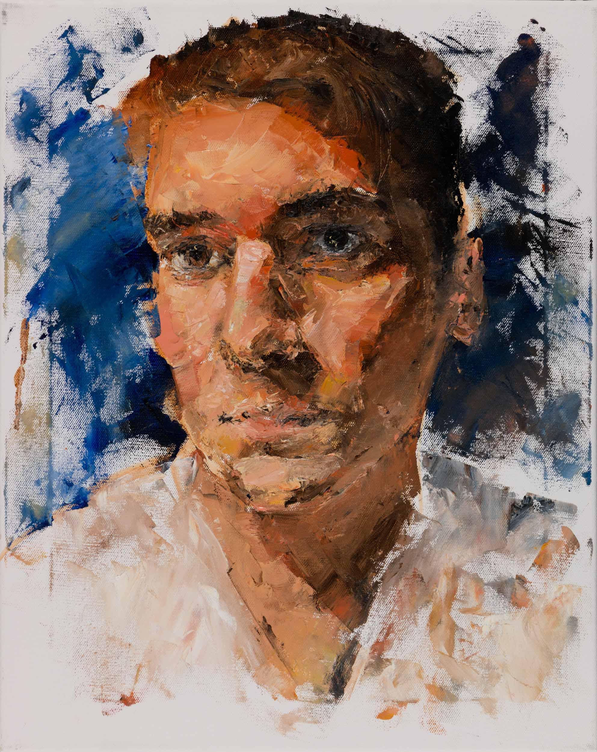 Diafacies - Self Portrait by Koko Deranteriassian