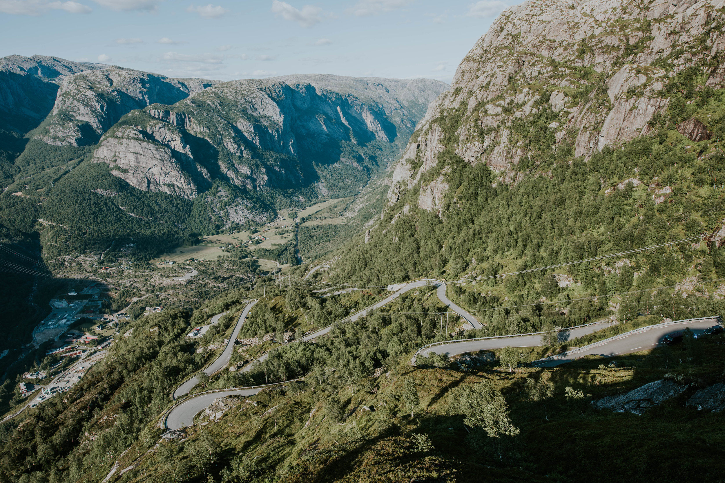 Kjerag Switchbacks
