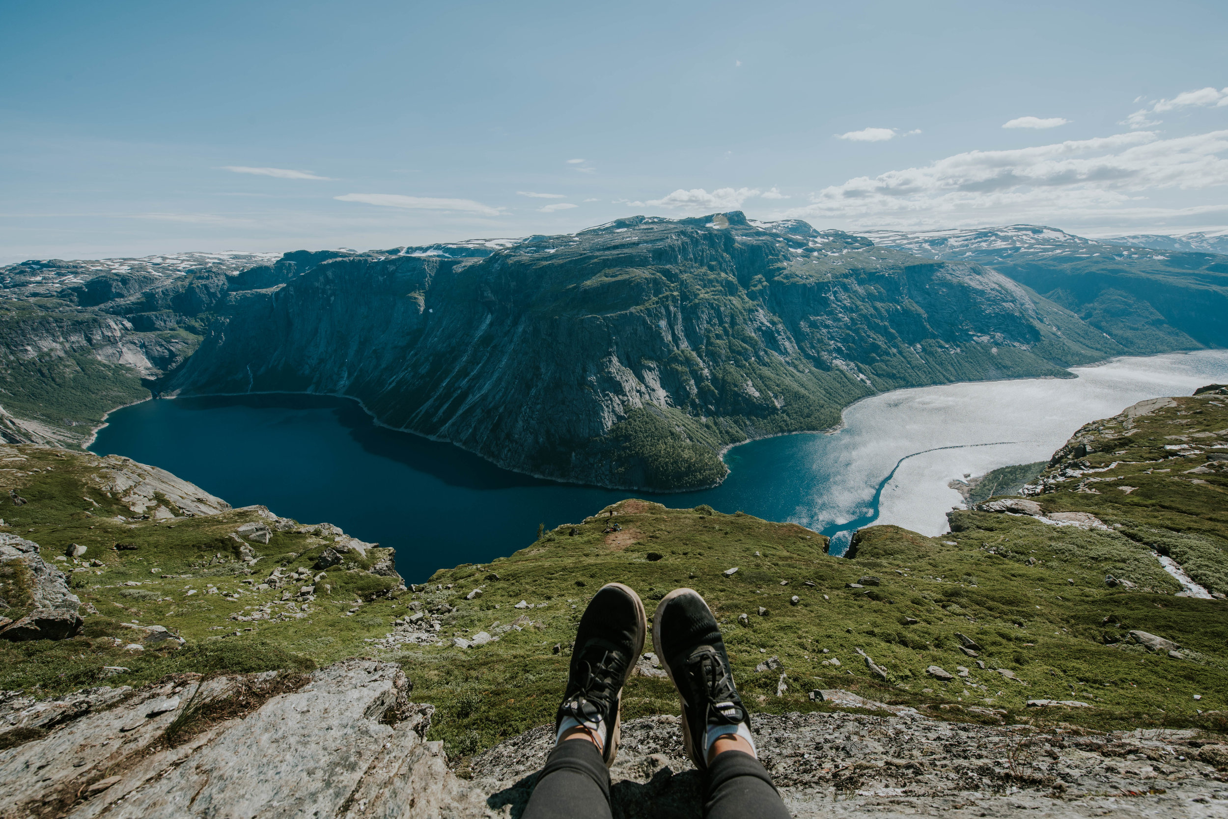 Shoes Trolltunga