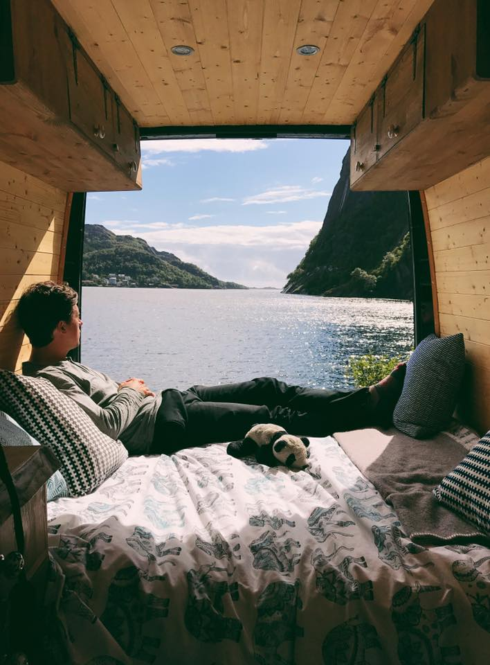 Norway Van Life