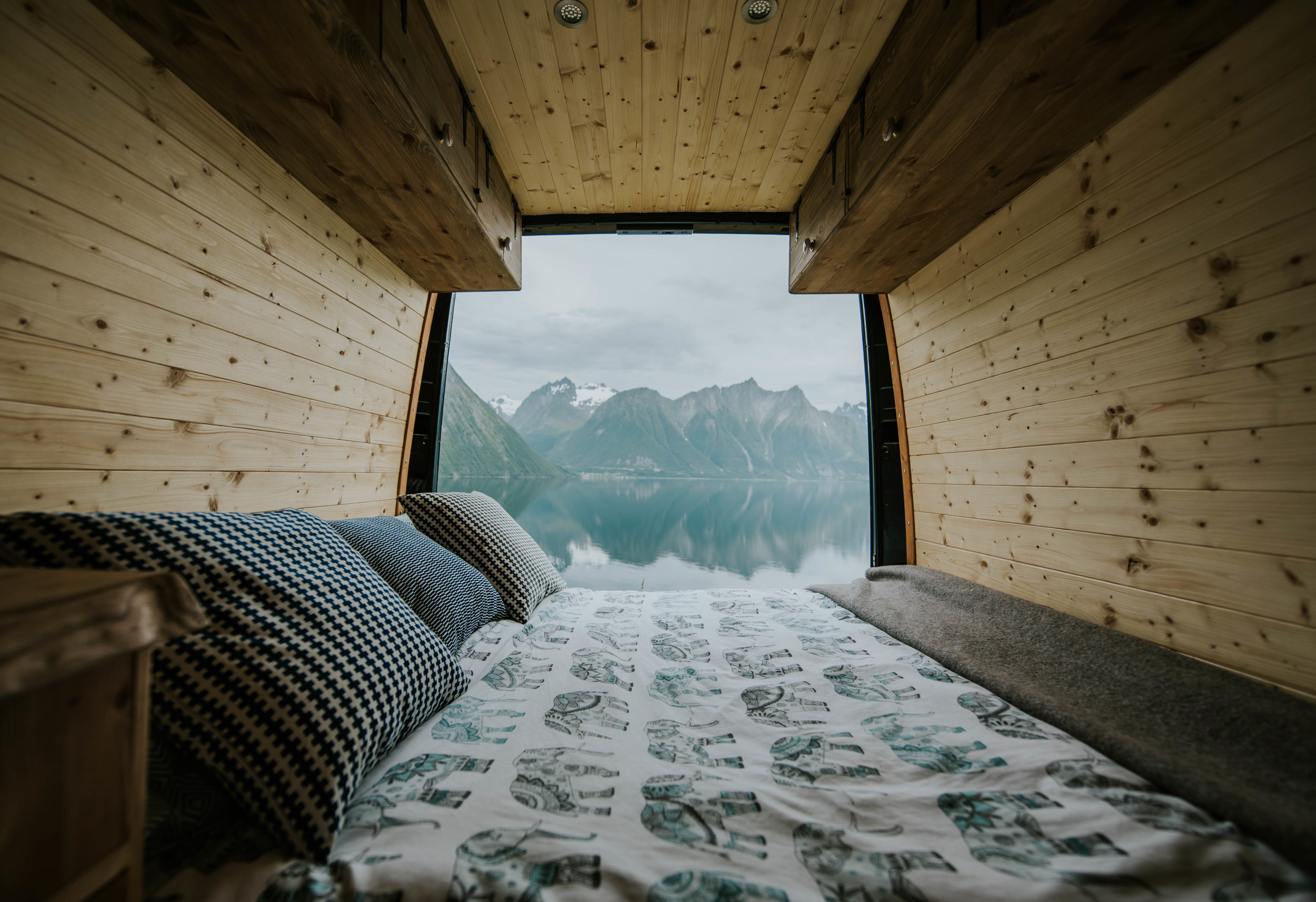 Norway Trandal VanLife