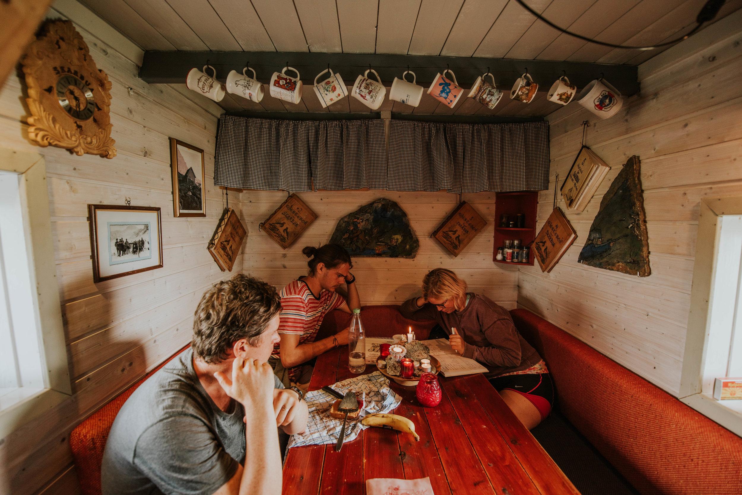 Norway Cabin