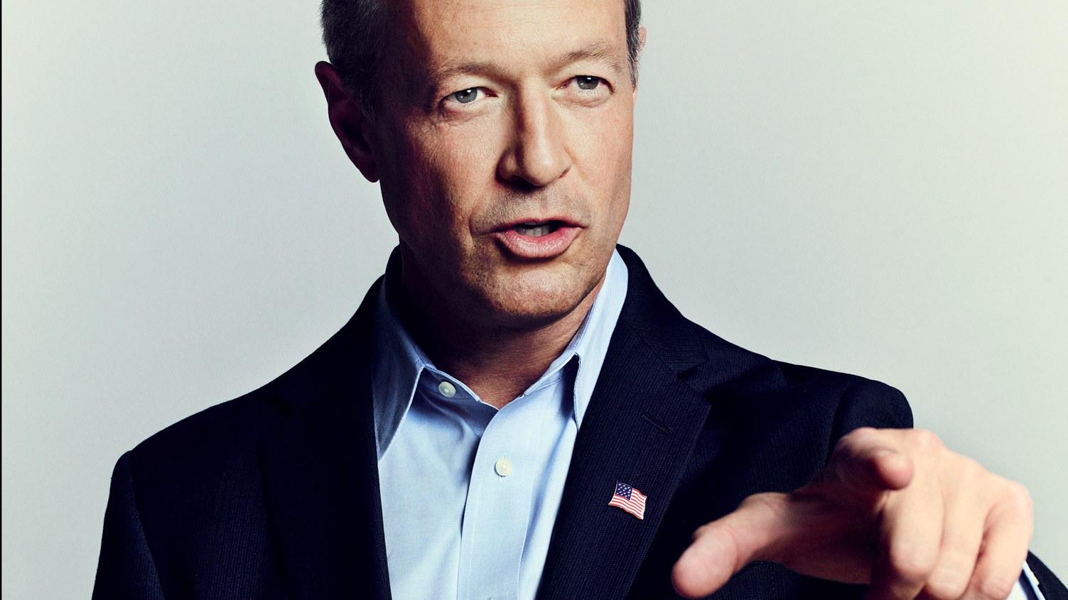 Gov. Martin O'Malley: TechTalk -