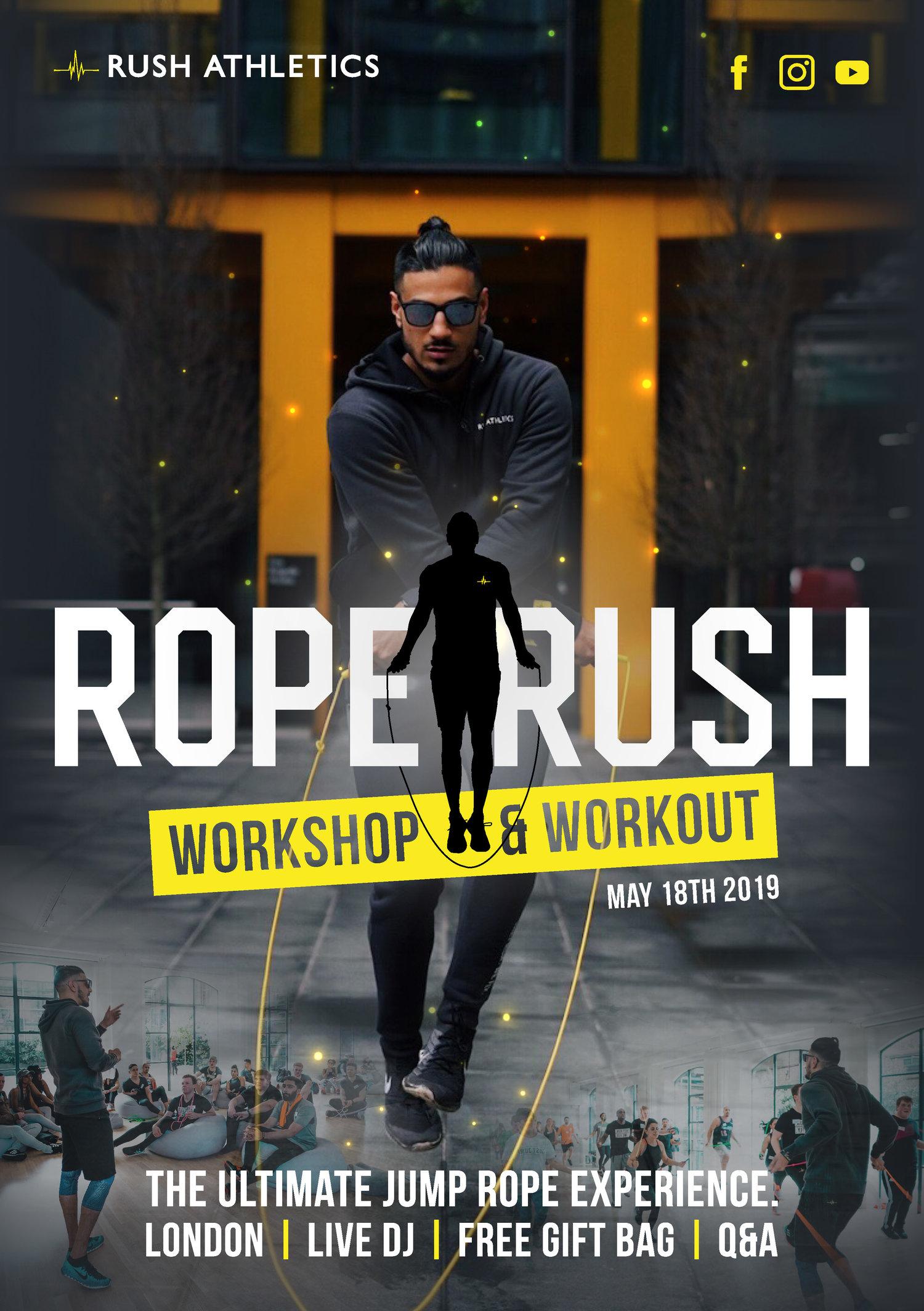 ROPE RUSH -