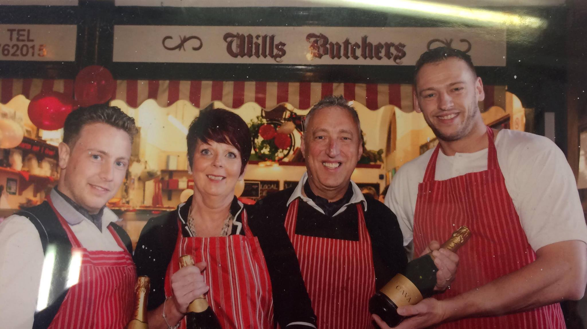 Will's Butchers - Location: Indoor Market Shop UnitTrading: Monday - SaturdayContact: via our Facebook page or 01270 762015We're also on Twitter
