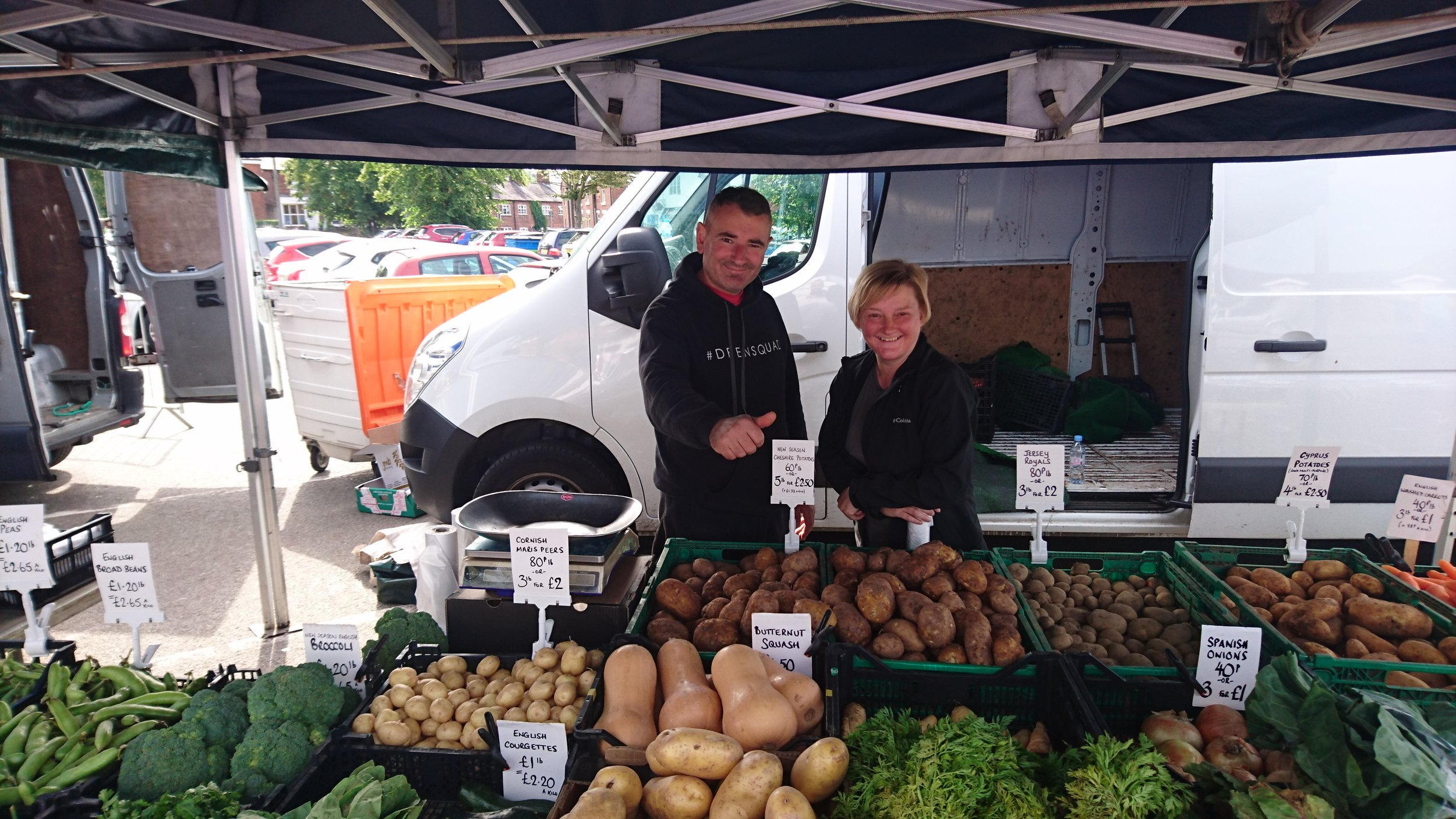 Clem's Fruit & Veg - Location: Outdoor MarketTrading: SaturdayContact: via my Facebook page