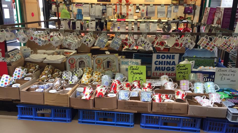 Kitchen Corner - Location: Indoor Market HallTrading: Thursday'sContact: skpottery1@gmail.com01782 856685