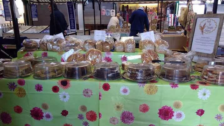 Haslington Bakery - Location: Indoor Market HallTrading: ThursdayContact via our Website or Facebook