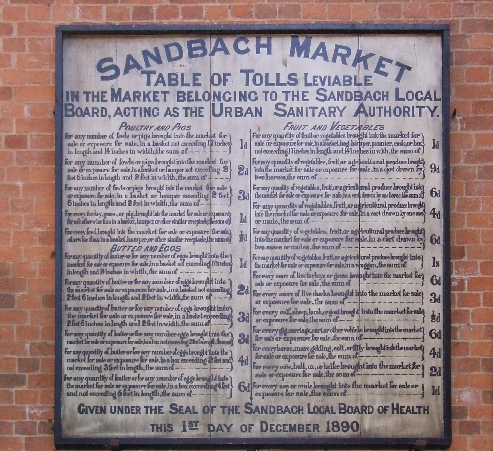 Sandbach_market_tolls.jpg
