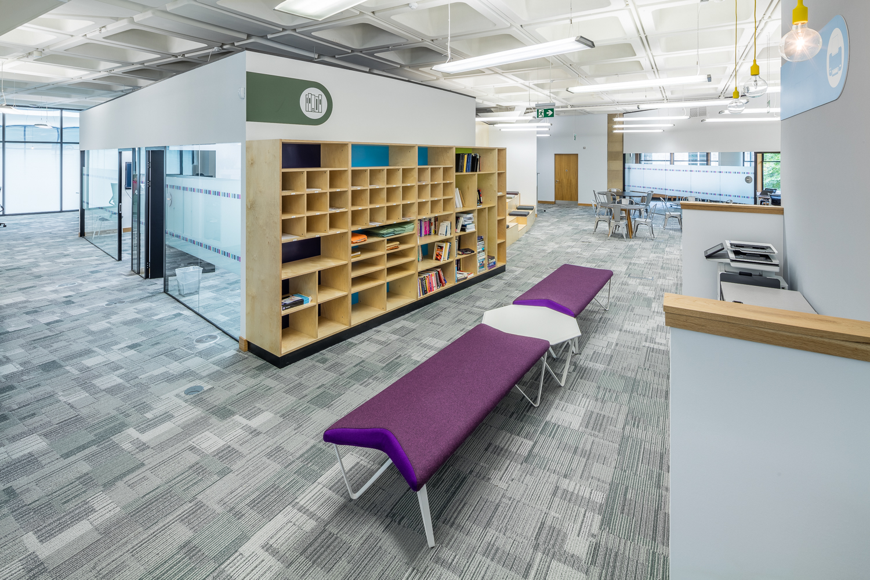 office culture in interior design