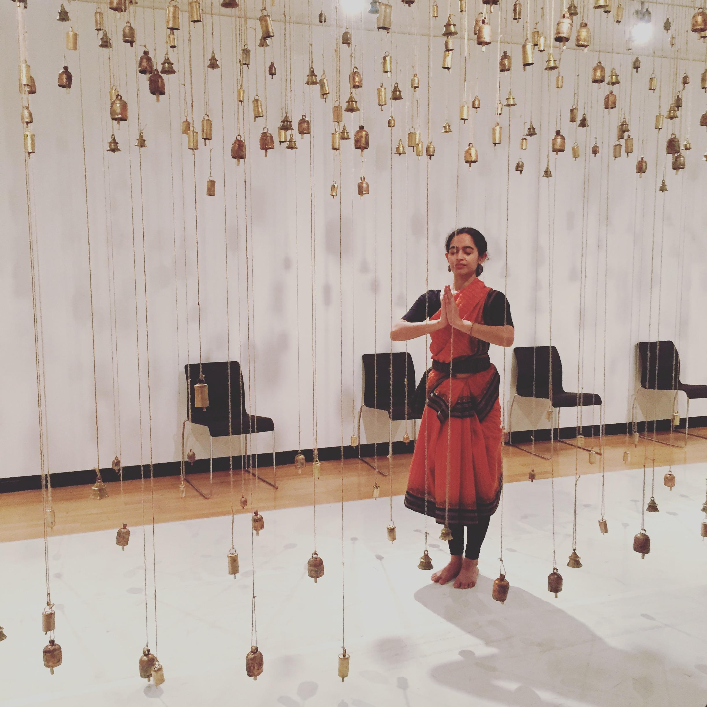 Supriya Nayak in  Ephemeral Artifacts  by Brandy Leary