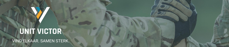 Unit Victor - App voor veteranen