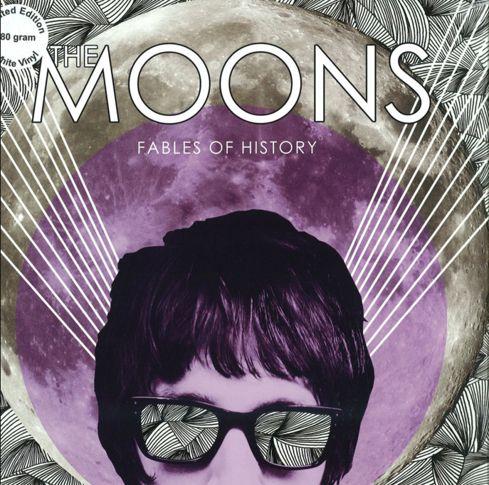 The Moons - Fables Of History - Album