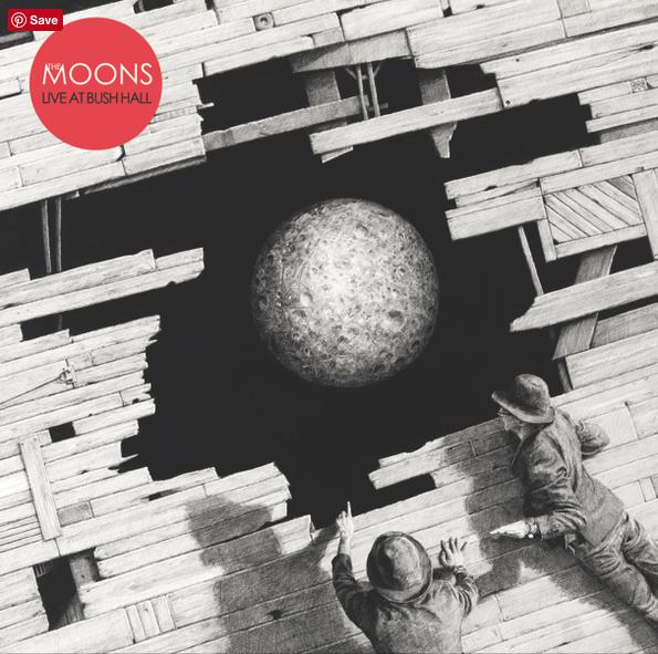 The Moons - Live At Bush Hall - Album