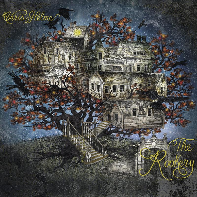 Chris Helme - 'The Rookery' 2012