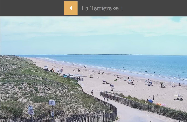 Webcam La Terriere