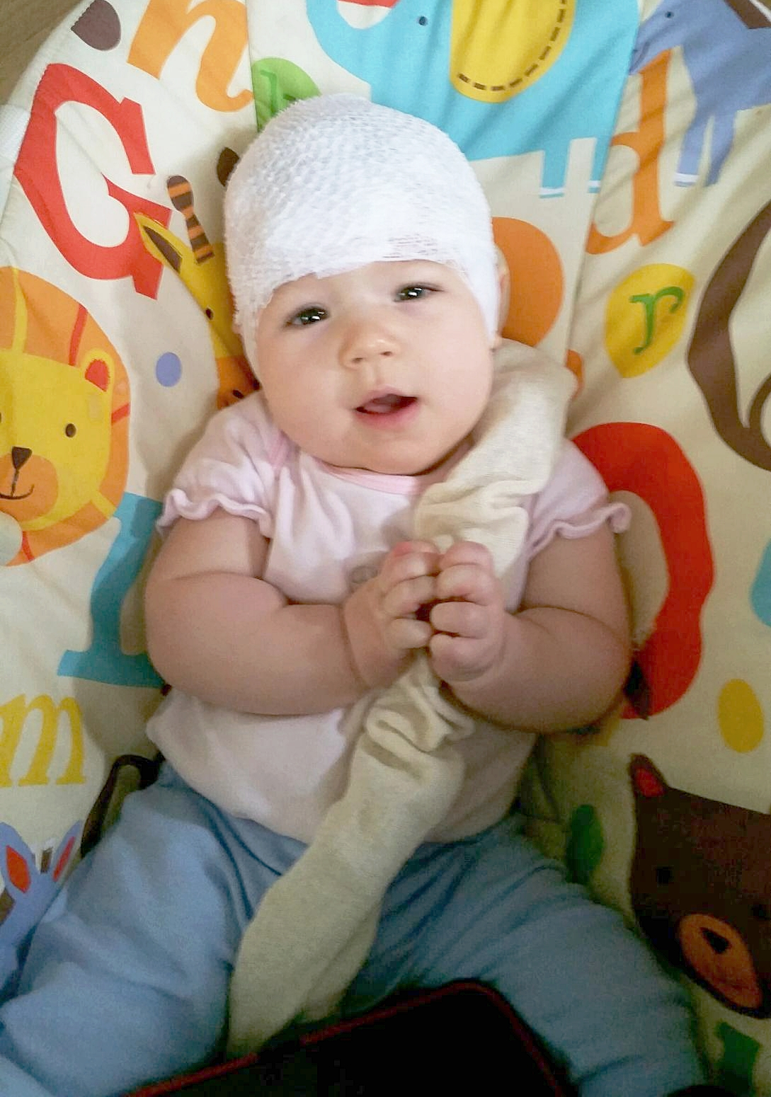 Adelaide's first EEG 5/16/16