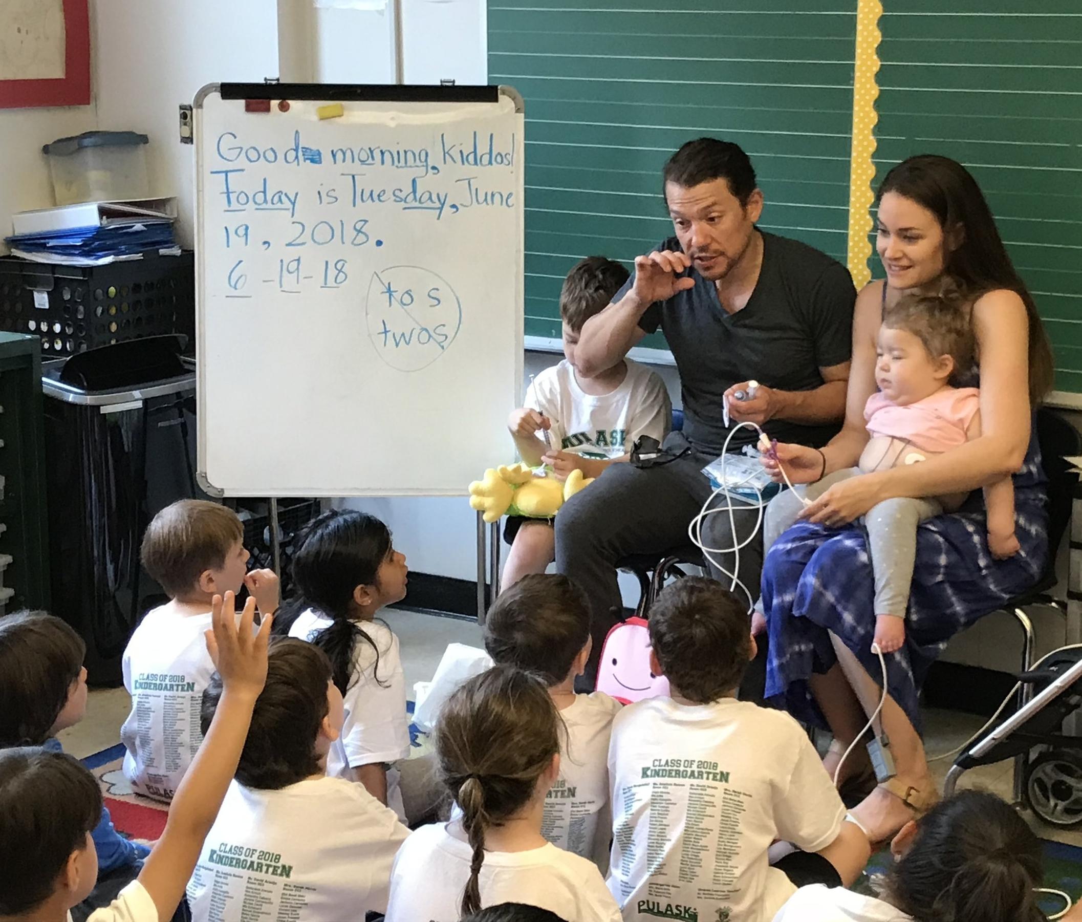 Epilepsy 101: the Kindergarten edition