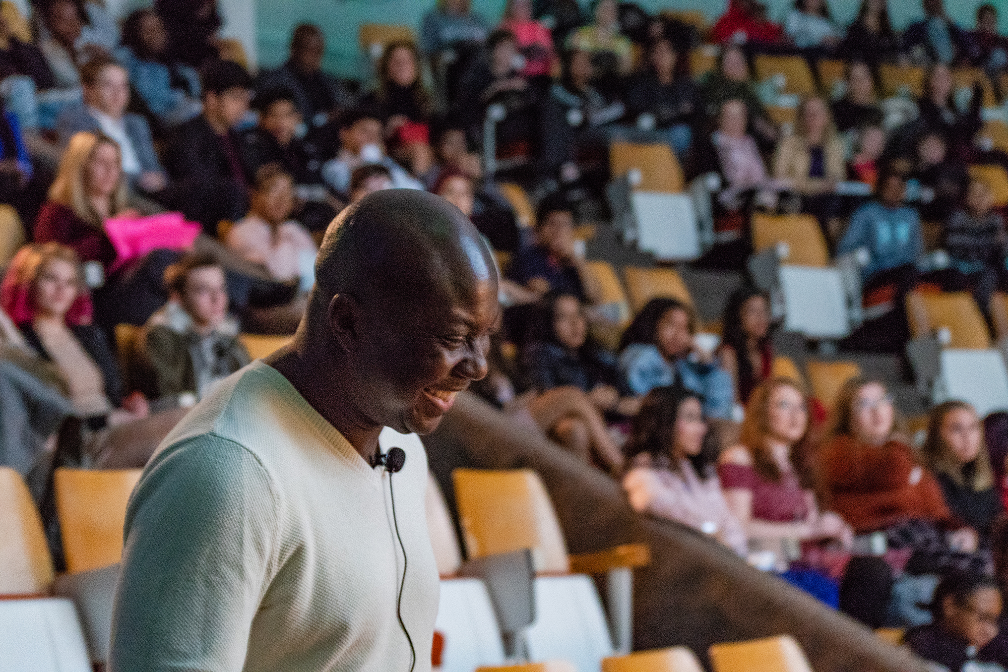 A cinematic experience for students - DRIFF partners with High SchoolsAll films are selected for a high school audience with a focus on cultural, relevant and educational content