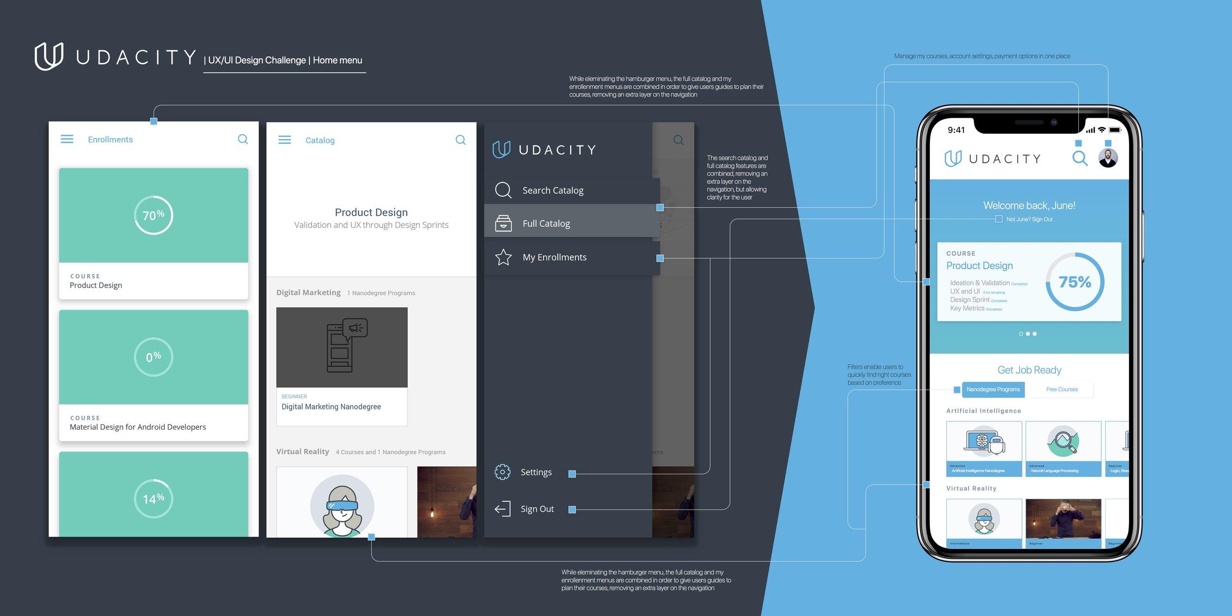 [UX/UI Design]     UX/UI challenge  to flex my problem-solving muscles