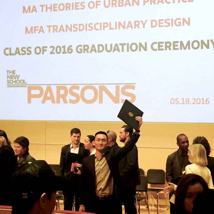 Alumni Stories, People - Parsons MS in Strategic Design and Management
