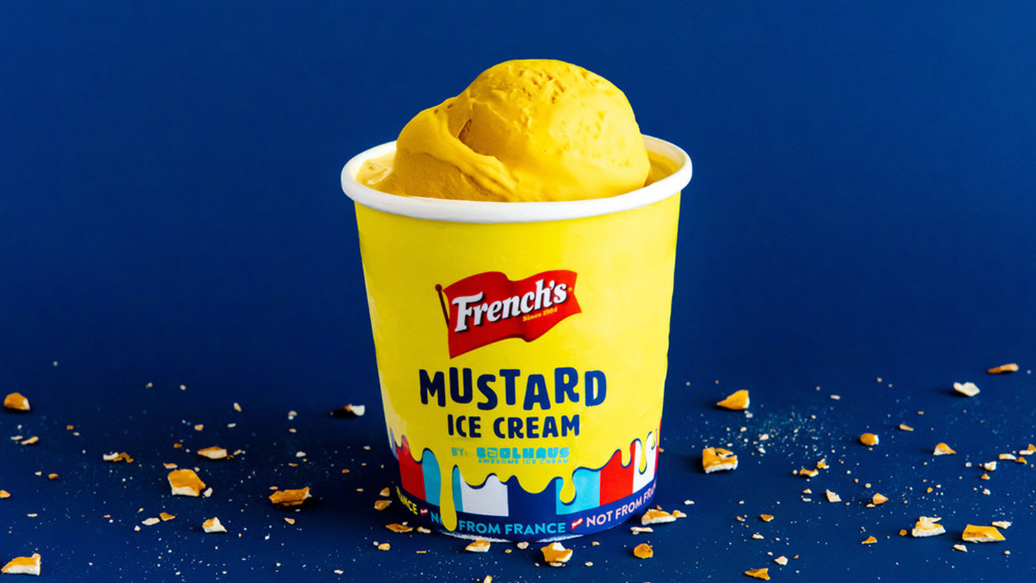 [Strategy / Concept Development / Prototyping]  French's Mustard Ice Cream